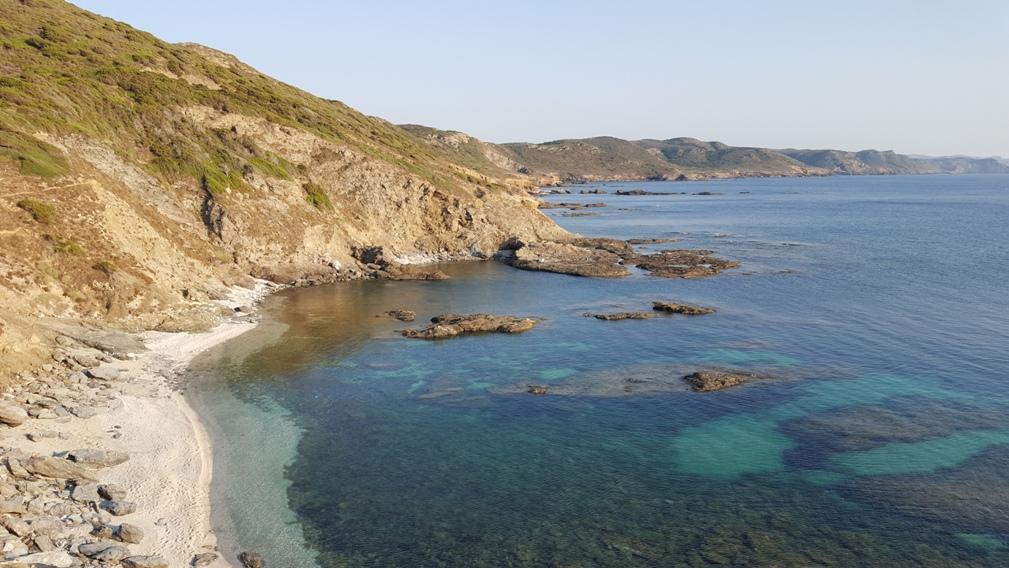 Cala dei Porri beach