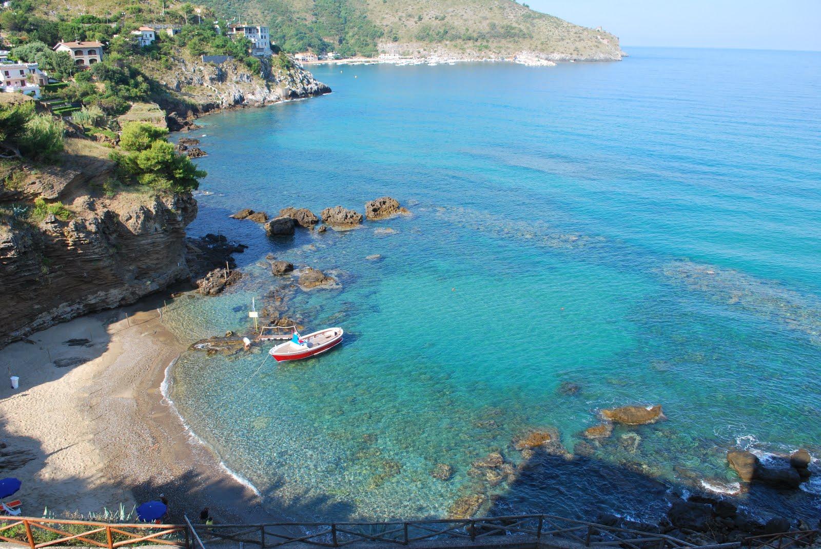 Beaches of Centola