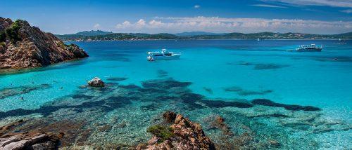 Spargi Island beaches