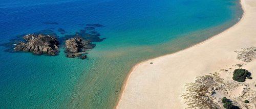 Monte Cogoni beach