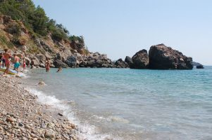 Spiaggia Acqua Dolce - Argentario