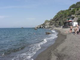 Spiaggia Sant'Alessandro - Ischia