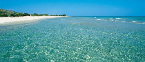 Bidderosa beach