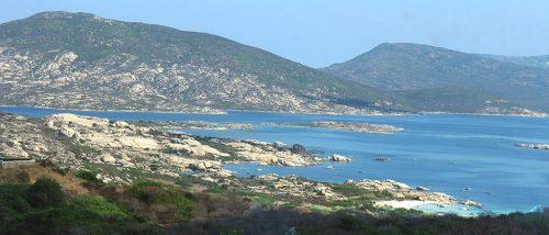 Beaches of Cala di Sgombro