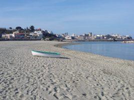 Spiaggia della Chiaia - Isola Ischia