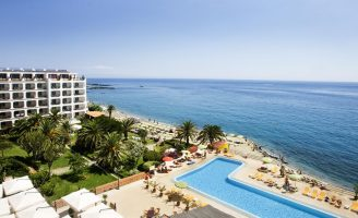 Giardini Naxos Beach, Sicily, Italy