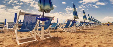 Spiaggia Lido di Camaiore