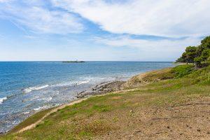 Spiaggia Punta Licosa - Marina di Camerota - Cilento