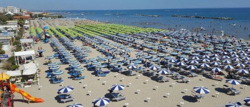 San Mauro a Mare beach