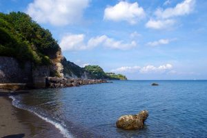 Spiaggia degli inglesi Ischia - Spiaggia di Sant'Alessandro