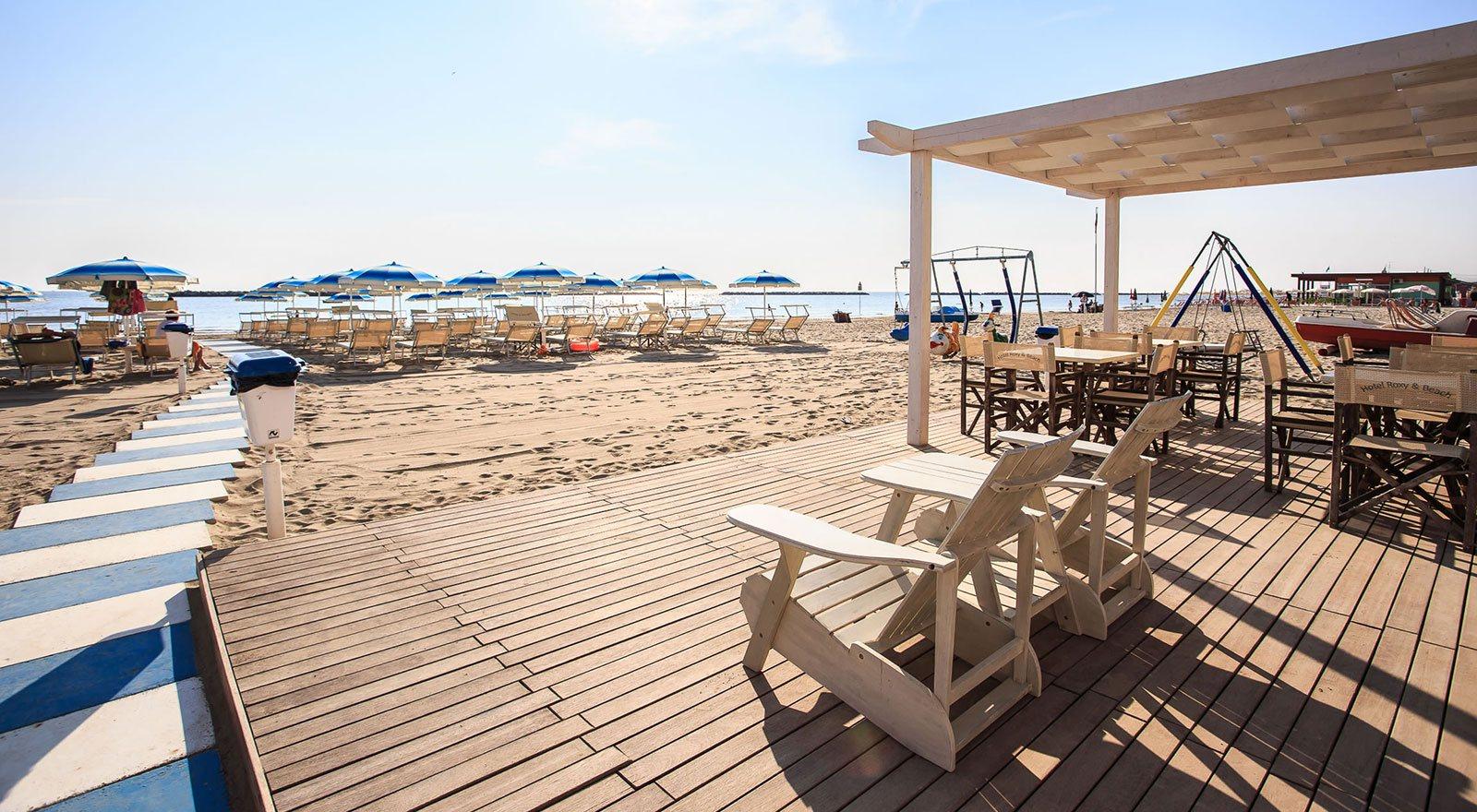 Beaches of Cesenatico