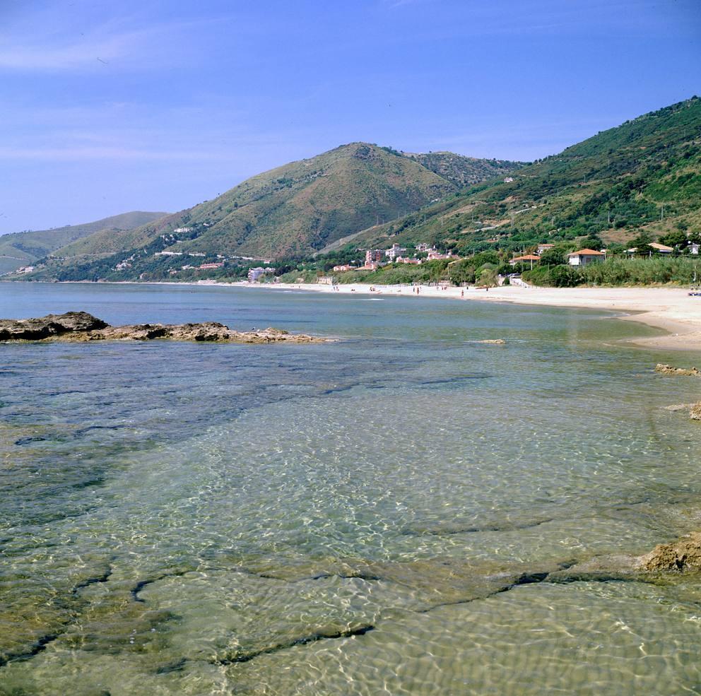 Acciaroli beach