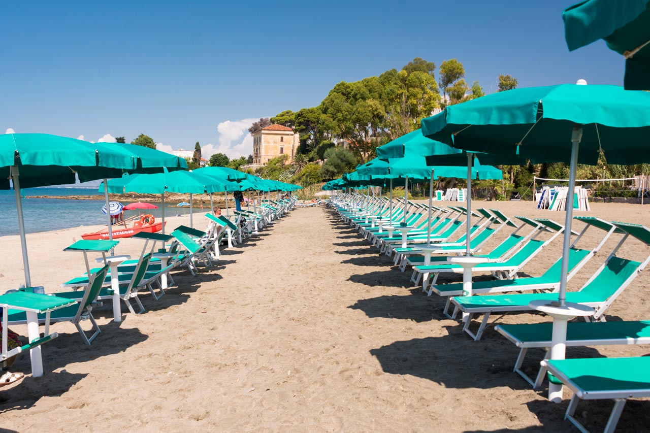 Beaches of Agropoli