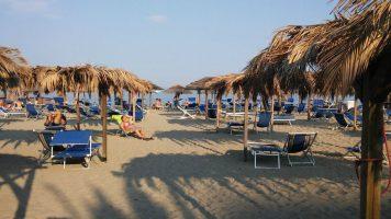 Spiaggia Albissola Marina - Liguria