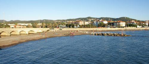 Tre Ponti beach