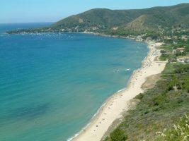 Spiaggia Baia Arena - Montecorice