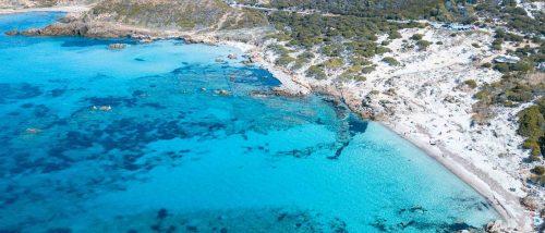 Bassa Trinità beach