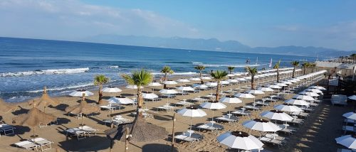 Battipaglia beach