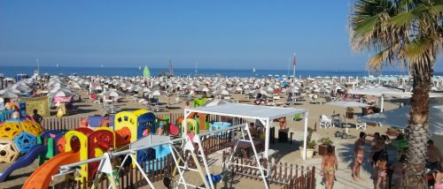 Bellariva beach