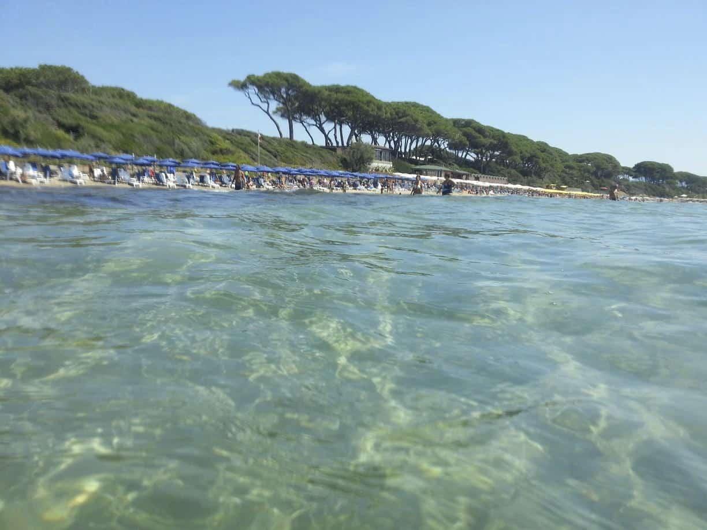 Il Boschetto beach