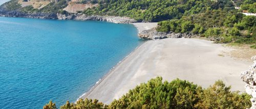 Cala d'Arconte beach