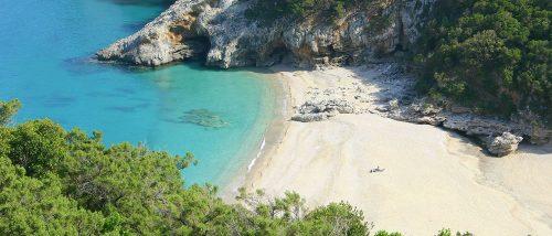 Beaches of Cala Gonone