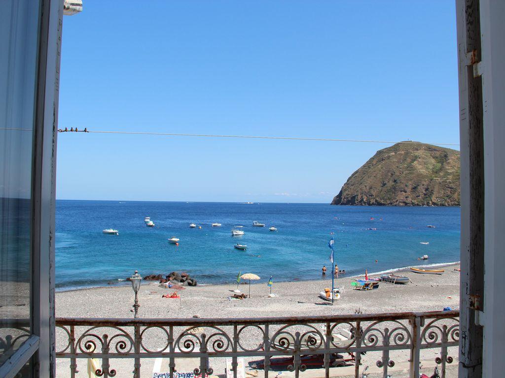 Beach of Canneto