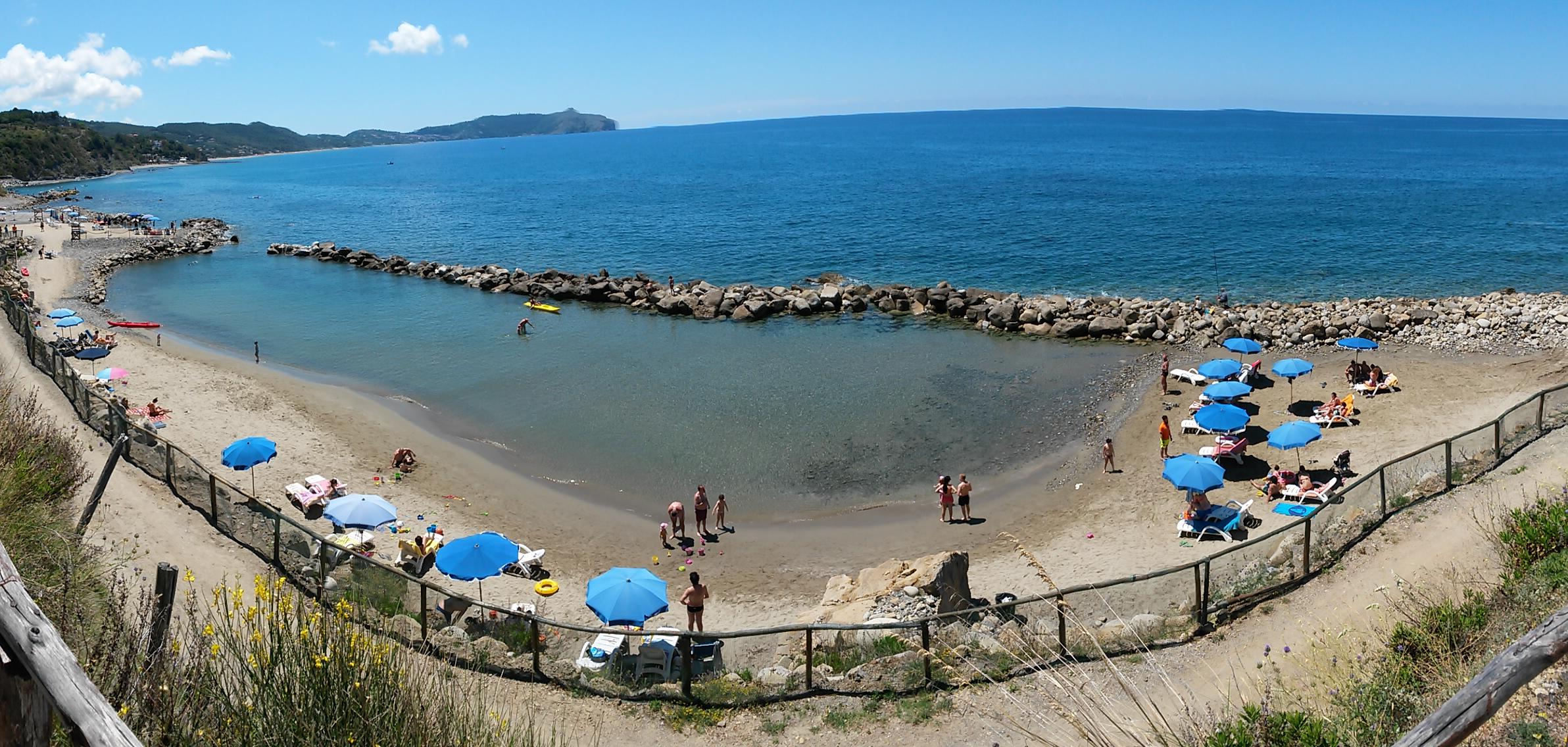 Caprioli beach