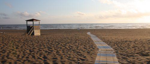 Castel Porziano beach
