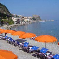 Spiaggia Chianalea di Scilla, Calabria