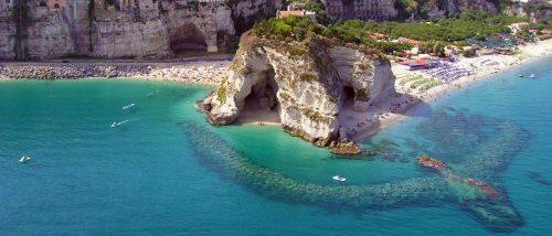 Rotonda beach