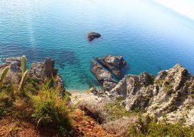 Spiaggia A Ficara - Capo Vaticano - Costa degli Dei - Calabria