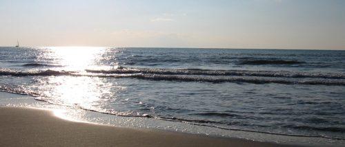Le Focette beach