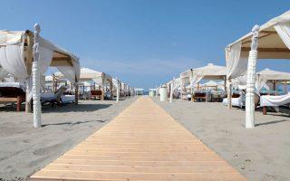 Spiaggia Forte dei Marmi - Versilia - Toscana