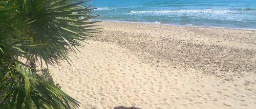 Beaches of Gaeta