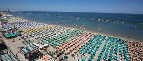 Gatteo a Mare beach