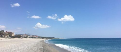 Marina di Gioiosa Ionica beach