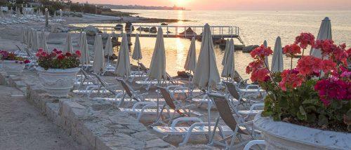 Giovinazzo beach