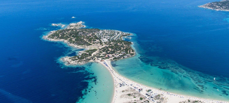 Isola dei Gabbiani beach (Isuledda)