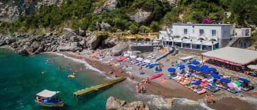 Laurito beach