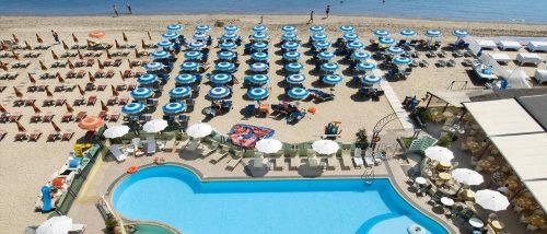 Lido di Savio beach