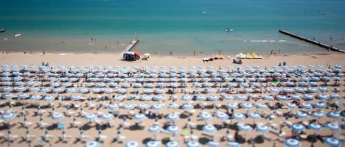 Lido di Jesolo beach