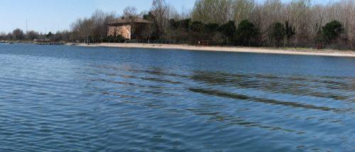 Lido di Panzano beach