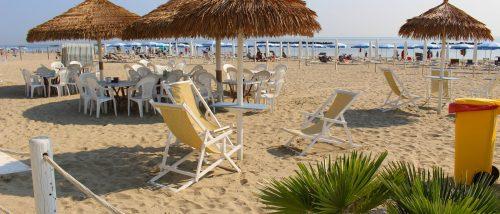Lido di Pomposa beach