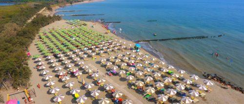 Lido di Spina beach