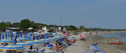 Lido di Volano beach