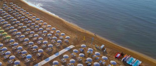 Lignano Pineta beach
