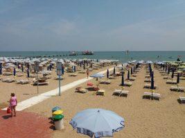 Spiaggia Lignano Sabbiadoro