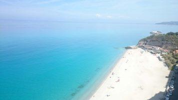 Spiaggia A Linguata, Tropea, Calabria