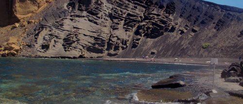 Linosa beach